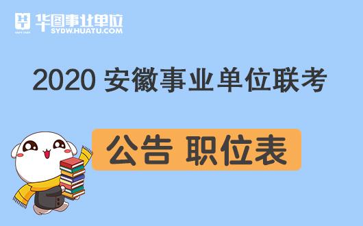 2020安徽亳州市事業單位招聘延期!在家如何備考?