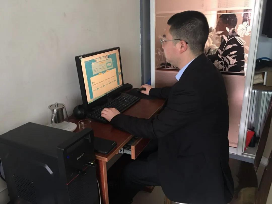 省內重大項目重點企業網絡專場吉林外國語大學分會場招聘會舉行